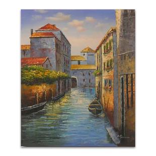 Gondola | Italian Art for Rooms | Art Print for Room