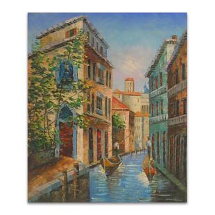 Serene Waters | Art Prints Oil Paintings Hand Painted