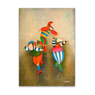 Slide | Kiddie Art Canvas & Original Oil Paintings for Decorating Rooms