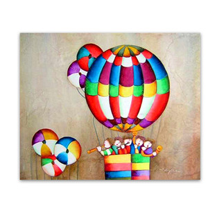 Balloons | Kids Art and Pictures