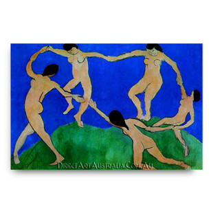 Matisse   La Dance