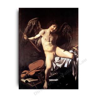 Caravaggio   Amor Victorious