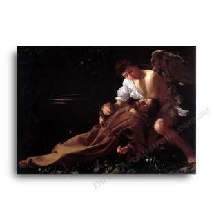 Caravaggio   St. Francis in Ecstasy