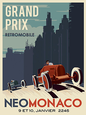 Grand Prix NeoMonaco Vintage