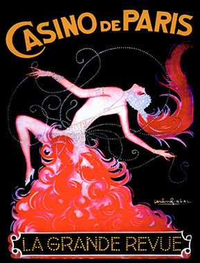 Casino De Paris Vintage