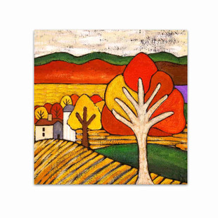 Angela Sharkey  │ Golden Autumn