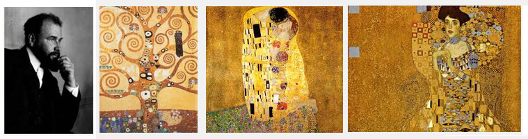 Gustav klimt paintings reproduction oil painting not a for Buy mural paintings online