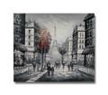 Paris Art Canvas