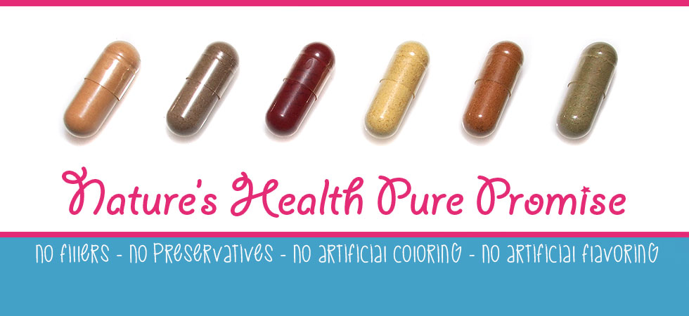 Nature's Health Pure Promise