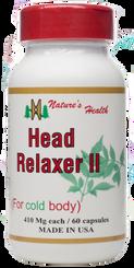 Head Relaxer II