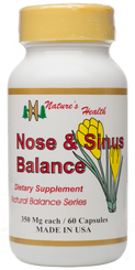 Nose & Sinus Balance