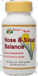 Nose & Sinus Balance