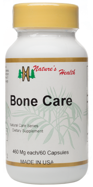 Bone Care | Herbal Formulation | Nature's Health