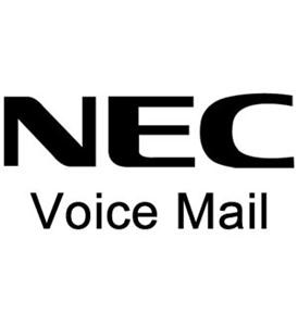 NEC-1100113, SL1100 CF 4 Ports/40 Hours Voice Mail
