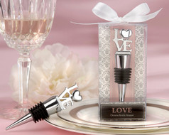 96 LOVE Kate Aspen Stoppers Wedding Favors