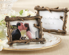 96 Rustic Wedding Twig Frame Wedding Place Card Holders