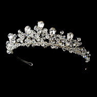 Crystal and Rhinestone Harmony Bridal Tiara - on sale!