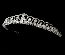 Royal Wedding Rhinestone Tiara