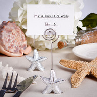 200 Starfish Place Card Holder Beach Wedding Favors