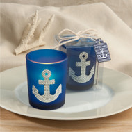 96 Anchor Design Tea Light Candle Favors and Decorations