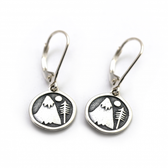 "Tarma ""Mountains for Me"" Earrings"