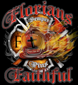 St. Florians Vinyl Sticker