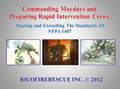 [Digital Download] Commanding Maydays and Preparing Rapid Intervention Crews