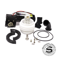 "Whisper Motor Upgrade Kit 24 Volts w/ 1 1/2"" Duck Bill Valves"
