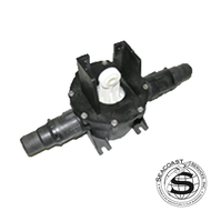 S Pump Assy (Less Motor)