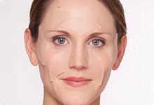 Anti Wrinkle Facial Pads for Eyes and Mouth