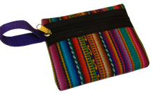 Make Up Pouch Zippered Cylinder Purse Bag