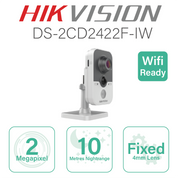 Hikvision 2MP with SD Card Slot DS-2CD2422F-IW-2.8mm