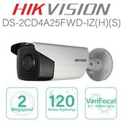 Hikvision IP Bullet 120m Nightrange DS-2CD4A24FWD-IZS(4.7-94mm)