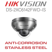 Hikvision Military IP Mini Dome DS-2XC6142FWD-IS