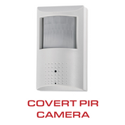 Covert PIR HDC Camera