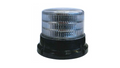 Sound Off LED Series High Profile Clear Strobe