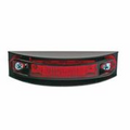 Sound Off LED 120 Series Marker Light w/Mounting Guard (Red)