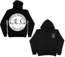 Apple Sauced Logo Pullover Hoodie (double sided print)