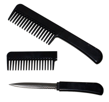 Black Knife Comb