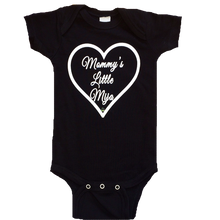 Apple Sauced Mommy's Little Mija Baby Onsie