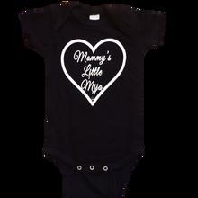 Apple Sauced Mommy's Little Mija Baby Onsie