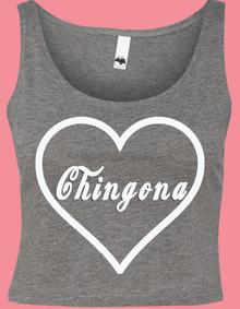 Chingona Crop Tank