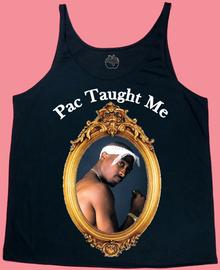 Pac Taught Me Long Tank