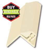 Bulk Pk 8' White (20pcs)
