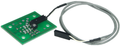 Two Pin 0.1 Inch Interface option.  Coaxial cable is included.