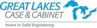 Great Lakes Case and Cabinet GL840ES-3042MSFS