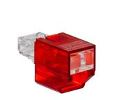 Leviton: SRJPB-00R - SECURE R PRT BLOCKER RD