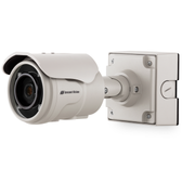 AV10225PMTIR: Arecont Vision, 10 MP MegaView¨2, 3648 x 2752, 7fps, 200ft IR LED Array, Day/Night, 12-22mm Remote Focus, Remote Zoom P-Iris Lens, 12VDC/24VAC/PoE, PoE Powered Fan
