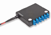 SPH-12OTR-1259H: Corning AnyLAN™ Integrated Single-Panel Housing, 12 F, Single-mode