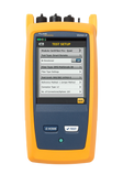 CFP-Q-ADD-R: Fluke Networks CertiFiber Pro Quad Add On Kit with Remote, Modules and SC/LC Launch Cords